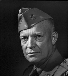 Dwight Eisenhower was the 34th President of the United States from 1953 until 1961. He had previously been a five-star general in the United States Army during World War II, and served as Supreme Commander of the Allied Forces in Europe; he had responsibility for planning and supervising the invasion of North Africa in Operation Torch in 1942–43 and the successful invasion of France and Germany in 1944–45, from the Western Front. In 1951, he became the first supreme commander of NATO/Wiki.
