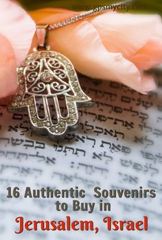 Souvenir Shopping Guide: Unique and authentic local products to bring back home from your vacation in Jerusalem, Israel. Travel Souvenirs, Travel Gifts, Travel Destinations, Food Travel, Israel Travel, Travel Clothes Women, Jerusalem Israel, Local Products, Back Home