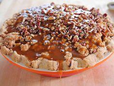 Caramel Apple Pie Recipe : Ree Drummond : Food Network @thepioneerwoman