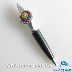 Lindsay Clan Crest Pen