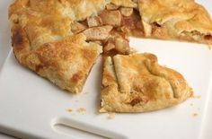 How to Make an Apple Galette Recipes. #Recipes