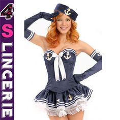 Wholesae Fashionable Sexy Blue Clubwear Sailor Costume From China Manufacturers-Wholesale Lingerie,China Lingerie Manufacturer,Cheap Sexy Lingerie,Sexy Costumes Supplies,lingerie manufacturer,sexy lingerie,lingerie supplier,cheap lingerie china,lingerie wholesale