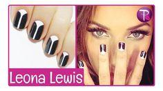 My Leona Lewis Nails - HannahRoxNails