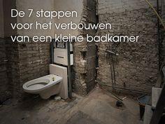 Badkamer Vernieuwen Voorbeelden : Beste afbeeldingen van kleine badkamer bathroom small