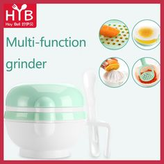 Baby Food Processor Grinder Food Maker Multifunctional Food Mill Making Homemade Baby Food 7 in 1 Supplement Fruits Vegetables