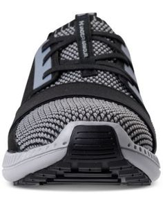 Under Armour Boys' Threadborne Shift Casual Sneakers from Finish Line - Black 4.5