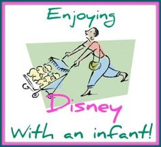 Traveling with an infant to Disney does not have to be a challenge with these tips and tricks!