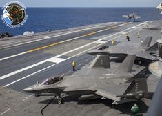The Aviationist » We have been aboard USS George Washington during F-35C's…