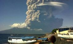 Indonesian volcanic ash cloud may halt Australia flights for days.  Bali, Singapore routes from Darwin closed amid fears flights around Australia may be affected by massive eruption. #volcano #Indonesia #Bali #Singapore #Darwin #Australia #SangeangApi #VolcanicEruption #flights #travel