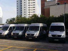 Frota Mais Moderna de São Paulo Vans, Estrada Real, Cars, Circuit, Van