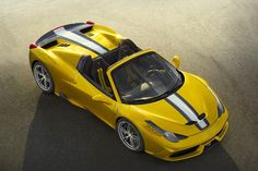 Image of Ferrari 458 Speciale Aperta Limited Edition