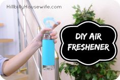 Do you remember watching the first few ads for air freshener spray like Febreze? I remember seeing them and think that it'll never catch on and it certainly wasn't something I would ever use. Boy was I wrong. I bought my first bottle a few months after we got our cat to get rid of …