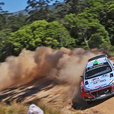 Hyundai World Rally team tried hard to live up fans' expectation - 더 큰 기대와 응원에 부응하며 달리는 i20 WRC - #cheerup #expectation #tryhard #goodjob #achieve #bestteam #gravel #run #race #carwithoutlimits #i20WRC #Australia #Rally #motorsport #WRC #Hyundai