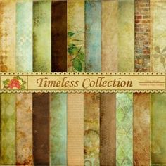 Timeless Paper Set