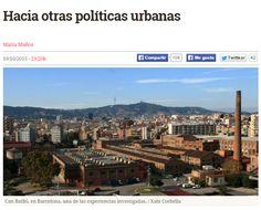 Hacia otras políticas urbanas / @notpierdasnorte | #socialcities