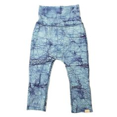 Organic Blue Jean Baby Pants | Cool Eco-Friendly Kids Clothing Brands