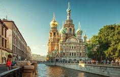 Iglesia de la Resurreción de Cristo - San Petersburgo