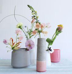 Pastel Pink & Grey - Blog judithslagter.nl
