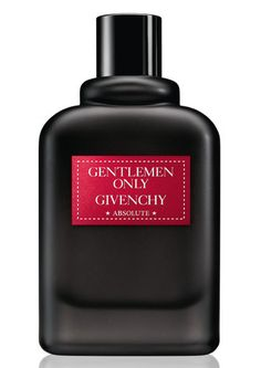 Givenchy Gentlemen Only Absolute ~ New Fragrances