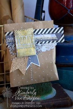 Need a Quick Treat Bag? |Stampin' Up! - StampinByTheSea.com