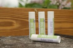 Battling bug bites on your summer adventures? Fight back with these homemade bug bite relief sticks containing skin-soothing herbs and oils