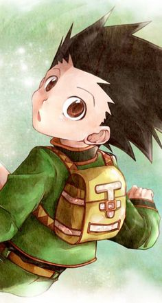 Hunter x Hunter - Gon Freecss