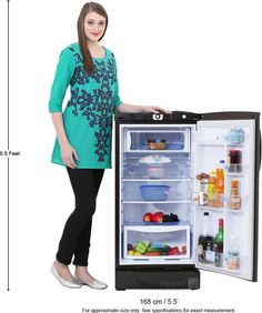 3293c960a48 Godrej 185 L Direct Cool Single Door 2 Star Refrigerator At Just ₹11999