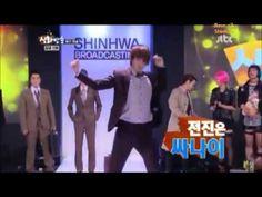 Shinhwa Broadcast Ep31 - Gangnam Style cut