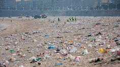 bernature: La basura de los océanos, tan peligrosa para el ca...