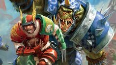 Titan Comics is adding another Games Workshop tabletop game to its comic book roster.  Yes, the brutal world of (extremely) fantasy contact sports that is Blood Bowl is getting its own comic series.