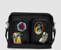 BLACK CAMERA BAG | Accessories Bags & Wallets | Accessories | The Official Dr Martens Store - US