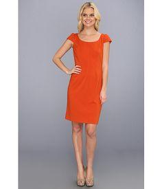 Tahari by ASL Jeremi Ponte Knit Dress 3229M308