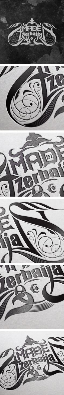 Made in Azerbaijan  by Liza Hasanova