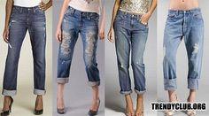 Как порвать джинсы внизу