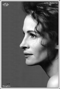 Julia Roberts...looks like my mum.