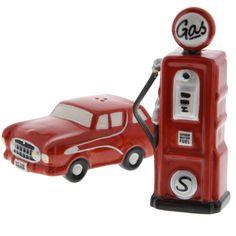 Road Trip Salt and Pepper Shaker Set