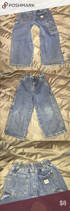 🔴4 FOR $10🔴SPROCKETS CARGO JEANS SIZE 3T WHO REMEMBERS MERVYNS DAYS???  THESE ARE SPROCKET JEANS. IN EXCELLENT CONDITION, 🌸GREAT DEALS!  EVERYTHING WITH A 🔴 THAT IS UNDER $10 IS 4 FOR $10!  EVERYTHING $20 AND UNDER IS 3 FOR $20!  PLEASE FEEL FREE TO ASK QUESTIONS!🌸 Old Navy Bottoms Jeans