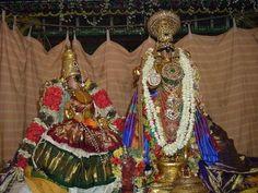 Thiruvaranga Divya Dhampathi