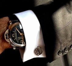 panerai pam 510   Thread: choice of watch, PAM 111 vs Maurice Lacroix Pontos Decentrique