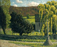 "George Charlton, ""The Four Seasons: Spring"" (c. 1942)"