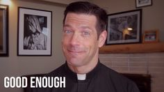 """Heaven: You're Not Good Enough (and why that's ok) - Father Mike Schmitz, Ascension Presents - """"""""All we have to do to be good enough is to be willing to let Jesus love us.  We have to respond to that love and give him our whole hearts and surrender our lives to him."""""""