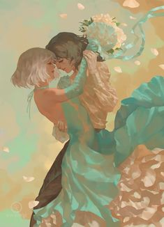 Valse, an art print by awanqi Howl's Moving Castle, Howls Moving Castle Wallpaper, Studio Ghibli Art, Studio Ghibli Movies, Studio Art, Film Animation Japonais, Howl And Sophie, Anime Lindo, Fanarts Anime