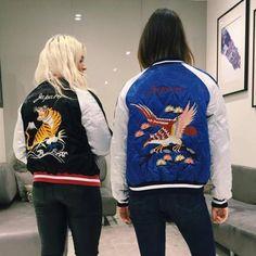 Les gustan esas chaquetas?