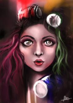 Highlights by hakunamatataluke on DeviantArt Picture Design, Highlights, Halloween Face Makeup, Colours, Deviantart, Digital, Drawings, Anime, Pictures