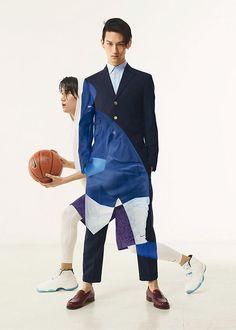Nike x BKRW magazine on Behance