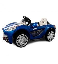 Auto dziecięce na akumulator Massi niebieskie