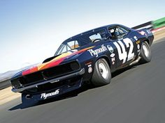 Dan Gurney's '70 Plymouth AAR 'Cuda