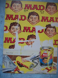 Vintage Edition January 1972 Mad Magazine. by Booth58 on Etsy