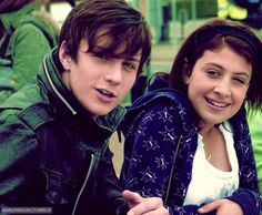 Angus, thongs and perfect snogging T