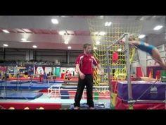 ▶ Swing Half Turn Dismount Progressions - YouTube